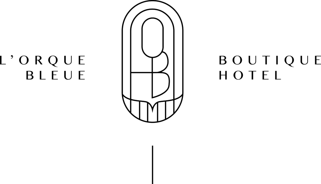 Hôtel l'Orque Bleue logo