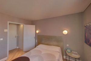 Hôtel Orque Bleue chambre double