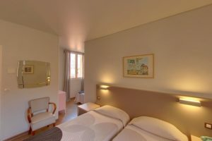 Hôtel Orque Bleue chambre triple