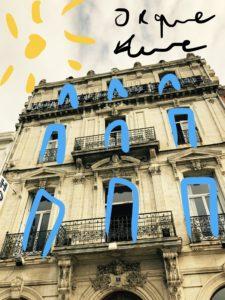 Hôtel Orque Bleue façade