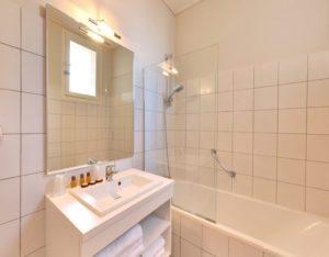 Hôtel l'Orque Bleue salle de bain