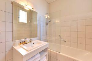 Hôtel Orque Bleue salle de bain
