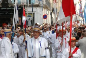 La saint-Louis à Sète