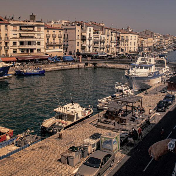 Hôtel l'Orque Bleue à Sète