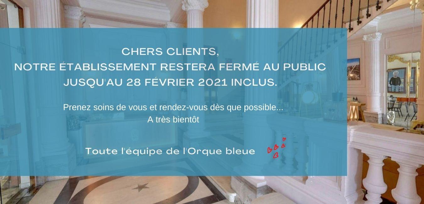 HOTEL L'ORQUE BLEUE SETE